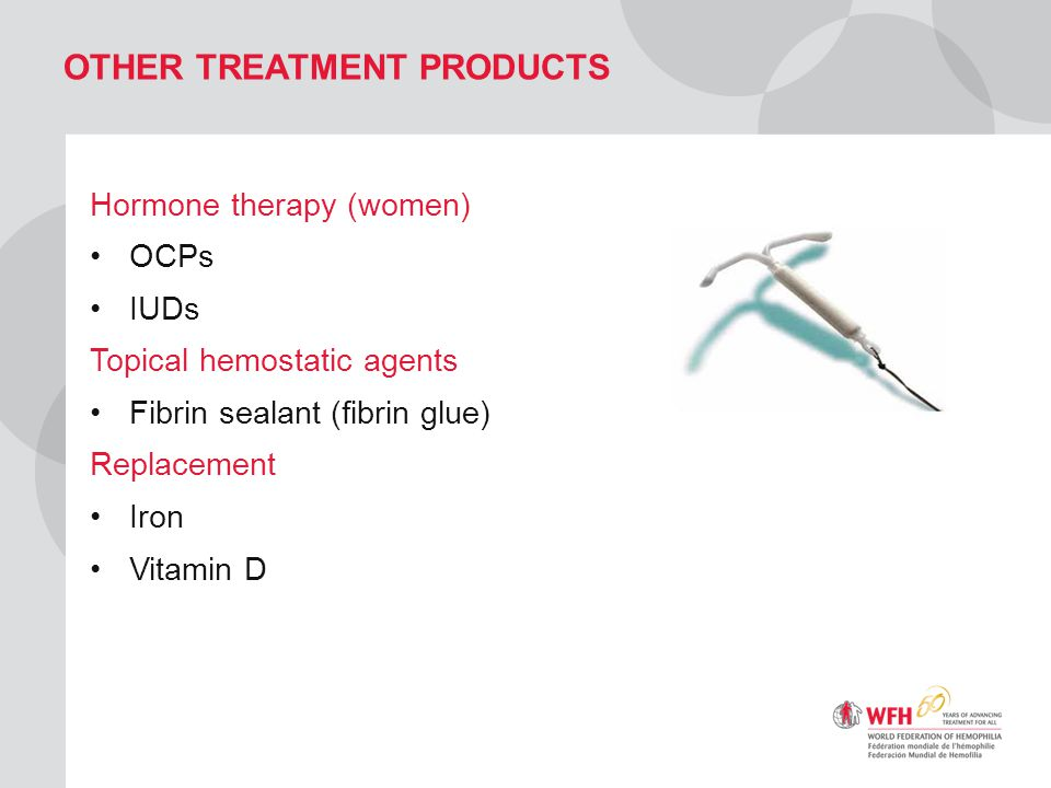 Other treatment products