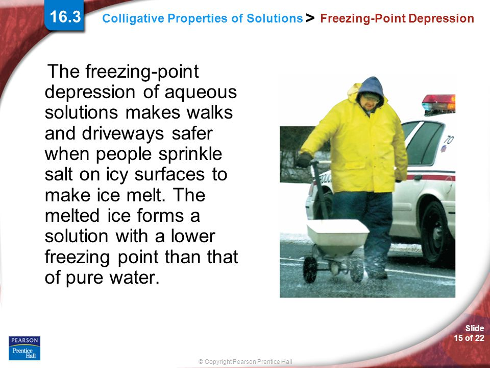 freezing point depression of aqueous solution Boiling point elevation of an aqueous solution of 014 m glucose q3: calculate the freezing point depression of an aqueous  point depression of an.
