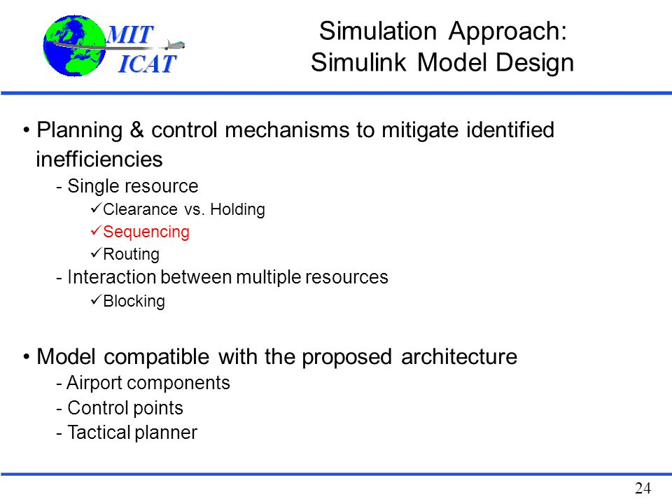 Simulation Approach: Simulink Model Design