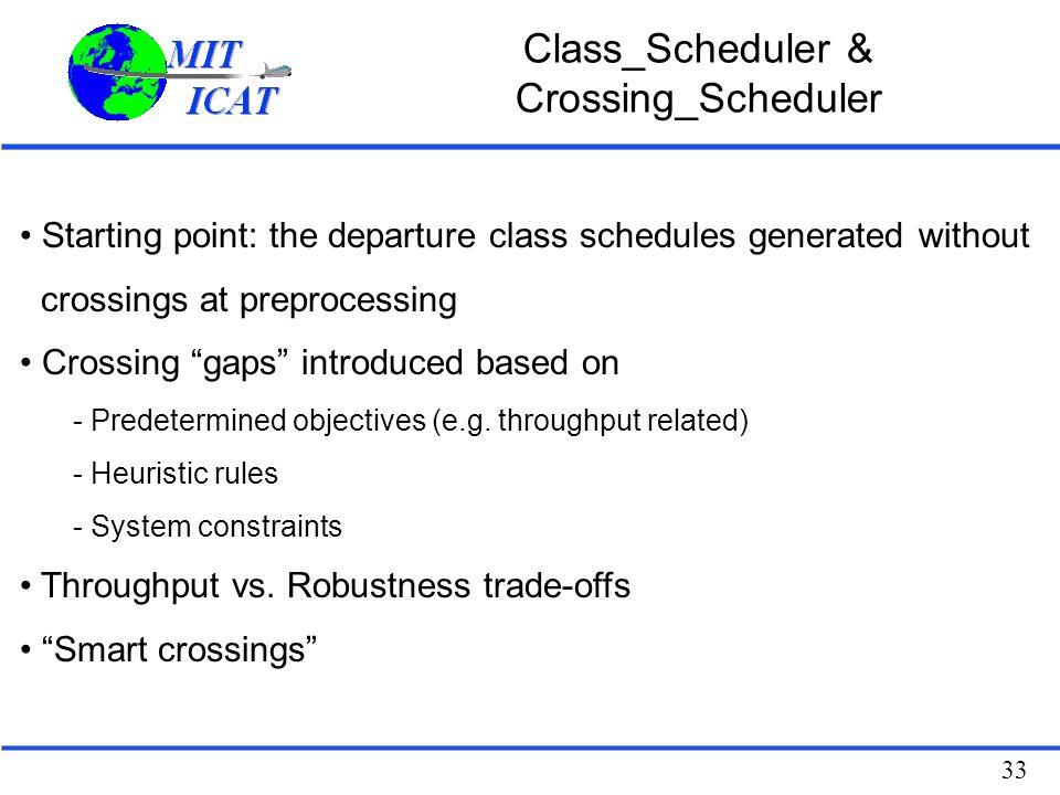 Class_Scheduler & Crossing_Scheduler