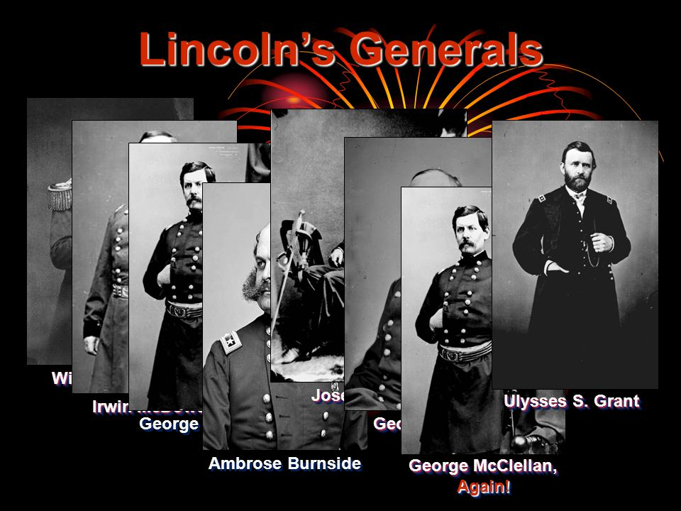 George McClellan, Again!