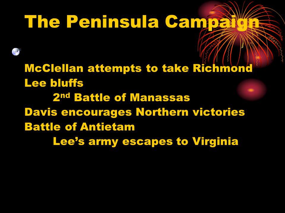 The Peninsula Campaign