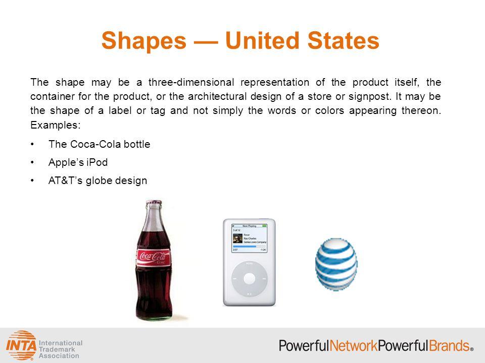 Shapes — United States