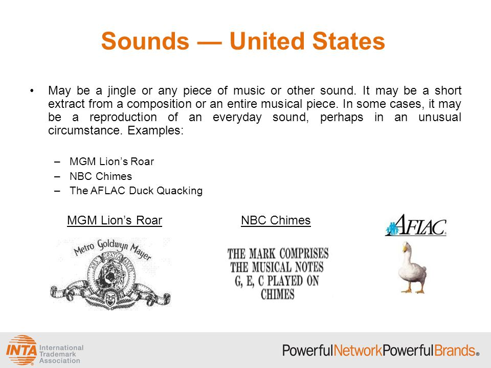 Sounds — United States