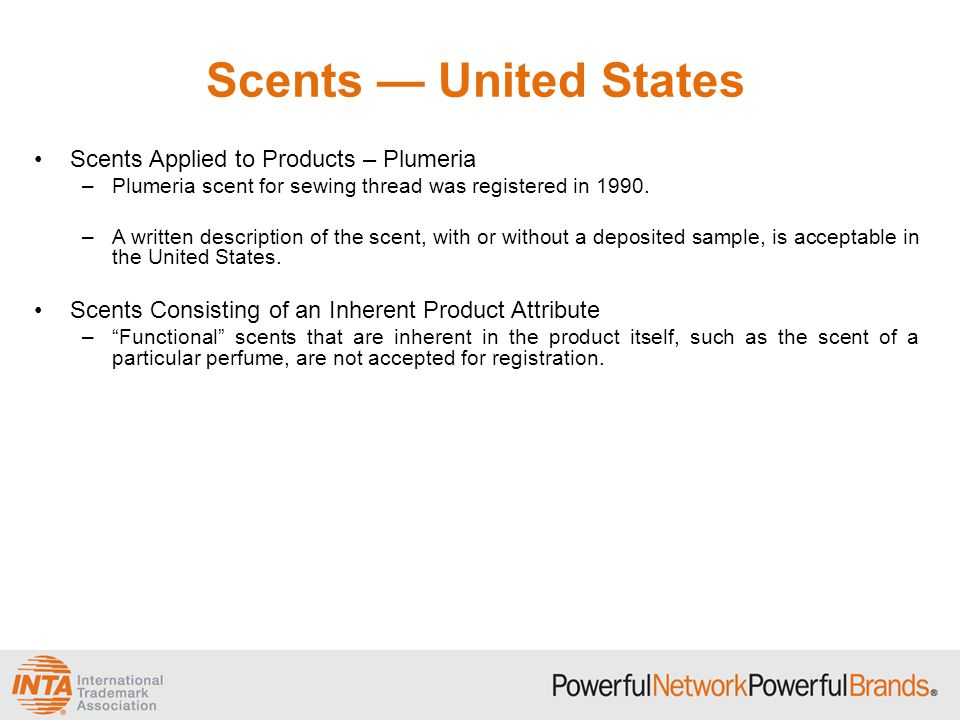 Scents — United States Scents Applied to Products – Plumeria