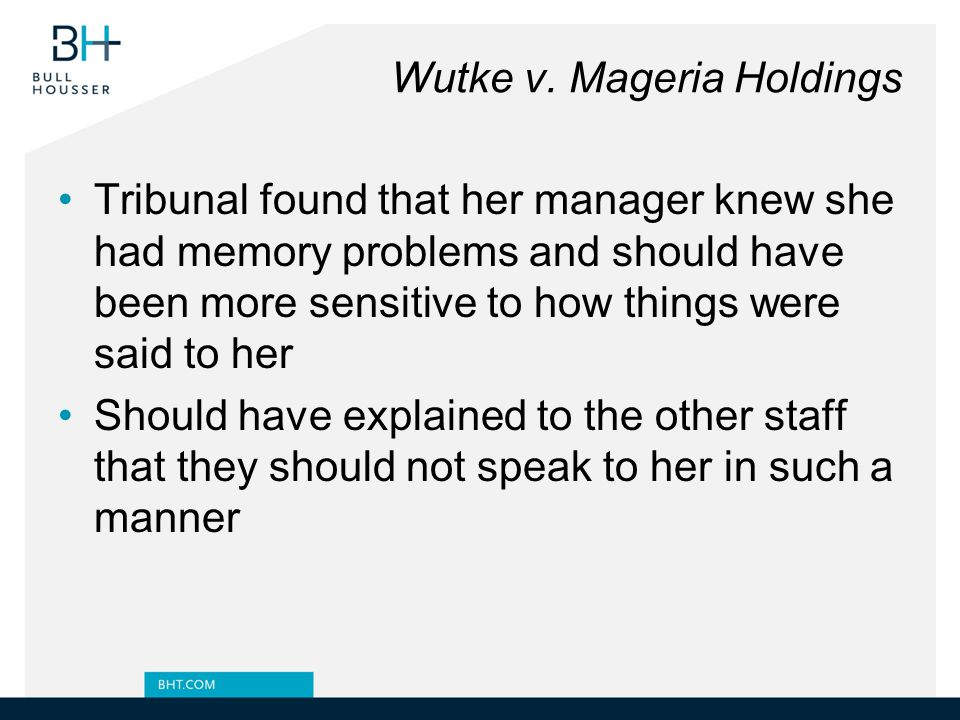 Wutke v. Mageria Holdings