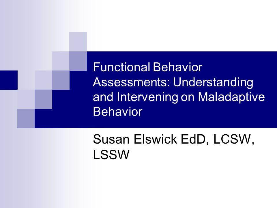 Susan Elswick EdD, LCSW, LSSW