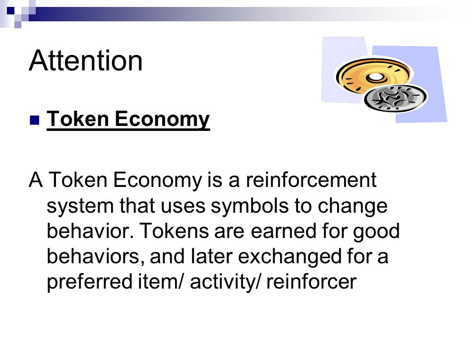 Attention Token Economy