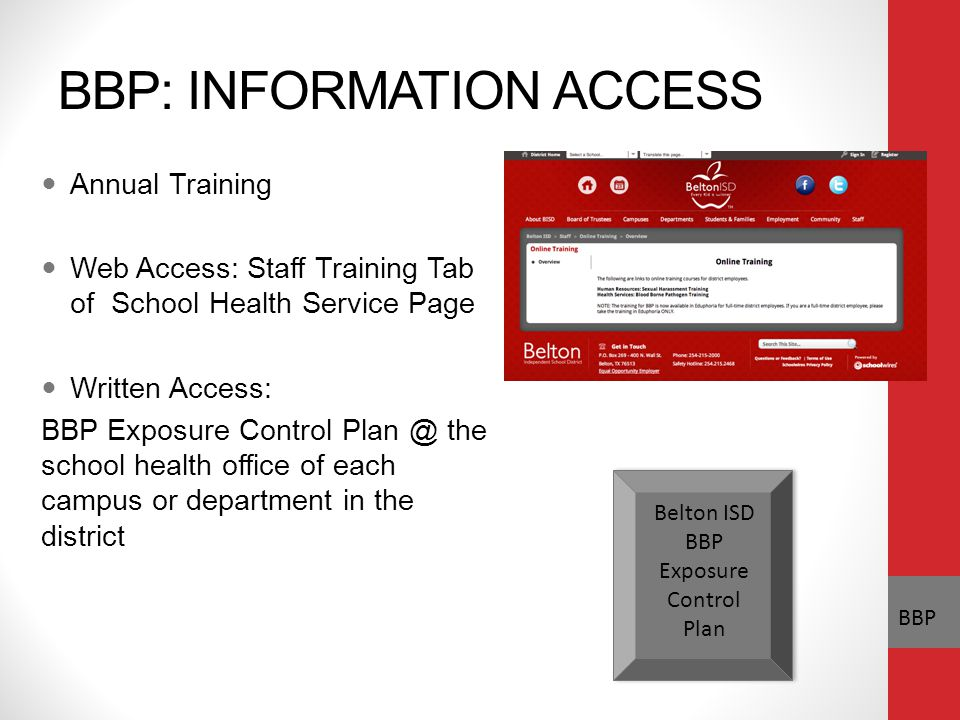 BBP: INFORMATION ACCESS