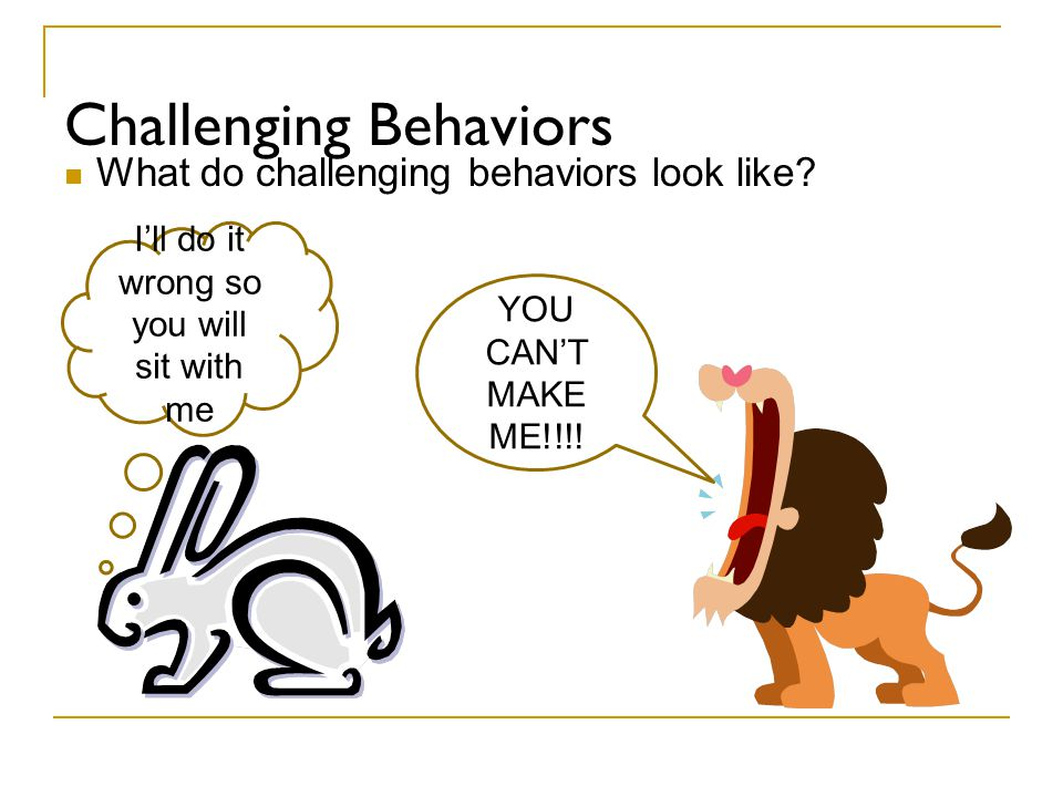 challenging behaviours The podcast that aims to challenge our behaviours.