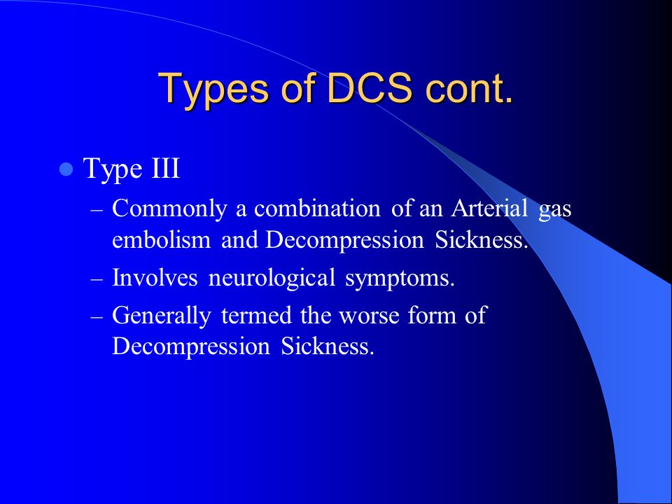 Types of DCS cont. Type III