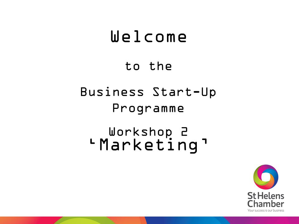 Business Start-Up Programme