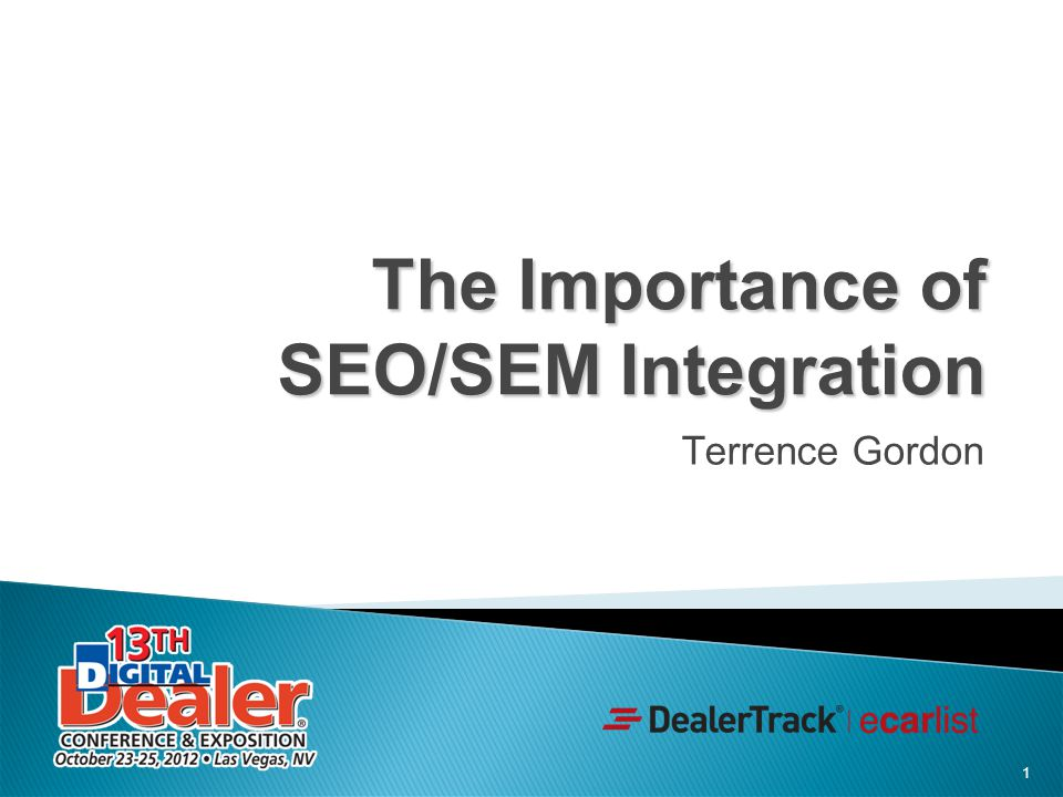 The Importance of SEO/SEM Integration