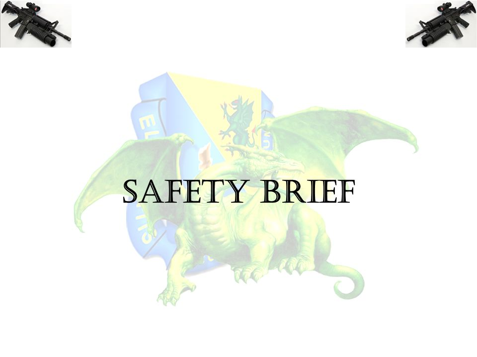 SAFETY BRIEF