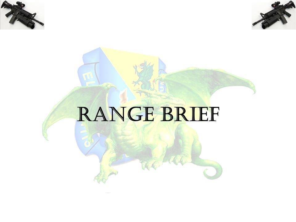 RANGE BRIEF
