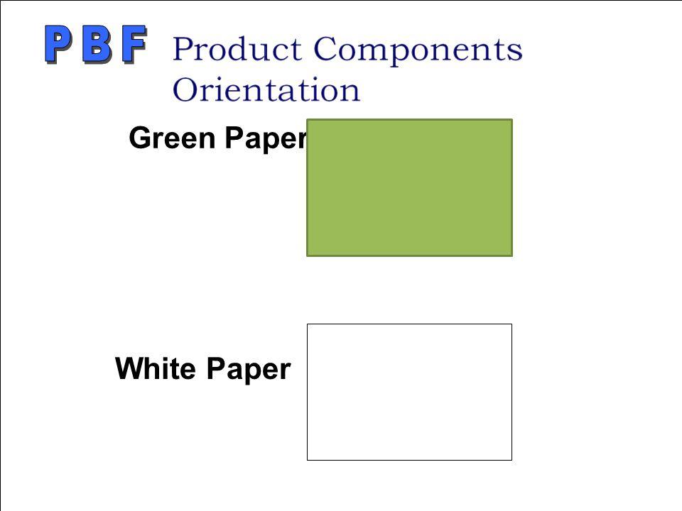 PBF Green Paper White Paper