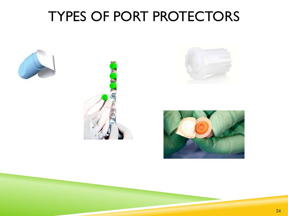 Types of Port Protectors