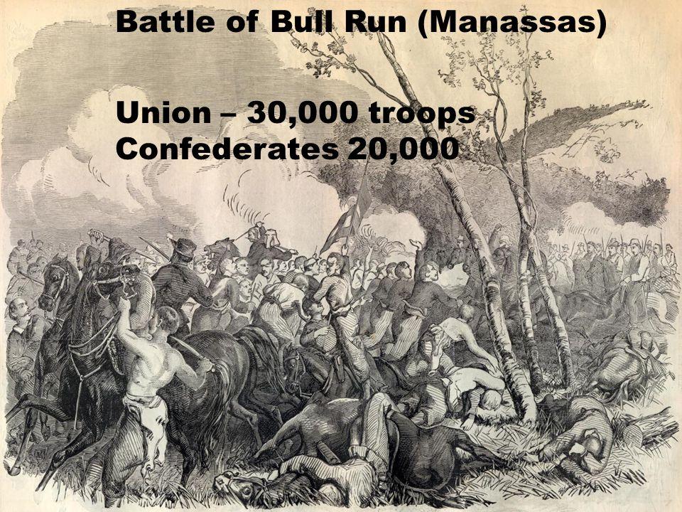 Battle of Bull Run (Manassas)