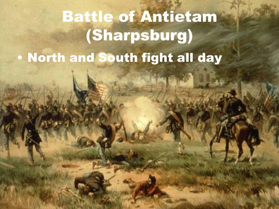 Battle of Antietam (Sharpsburg)