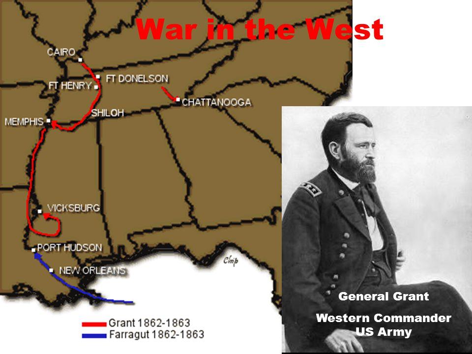 Western Commander US Army
