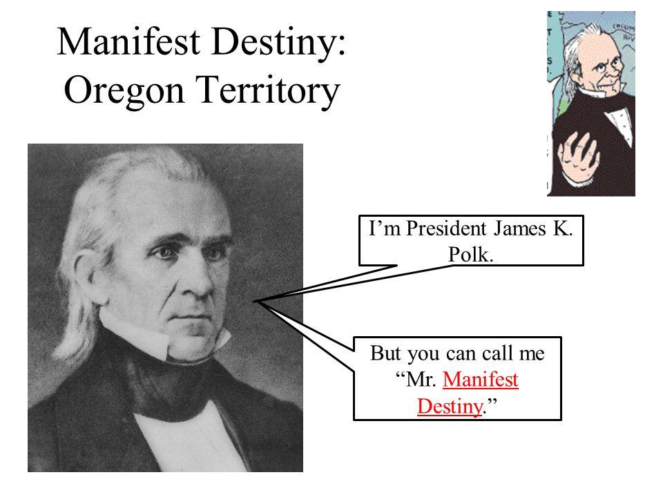 Manifest Destiny: Oregon Territory