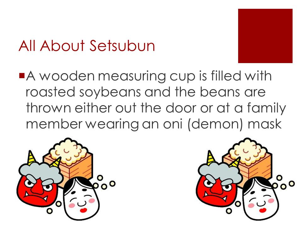 All About Setsubun
