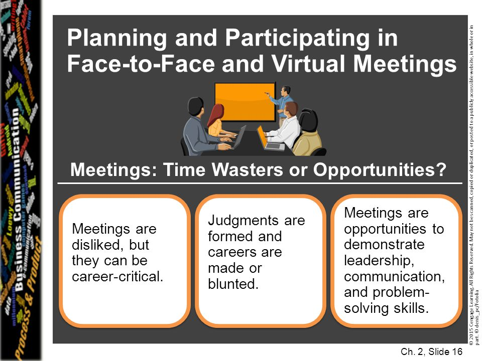 Meetings: Time Wasters or Opportunities