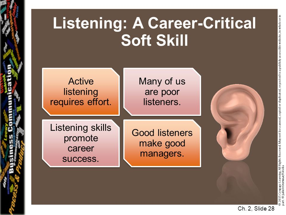 Listening: A Career-Critical Soft Skill