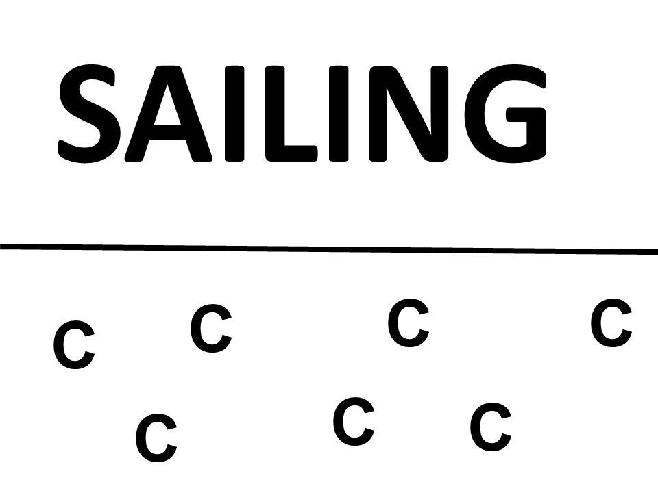 SAILING C. C. C. C.