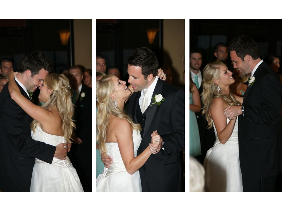 Night of first…. First Dance…