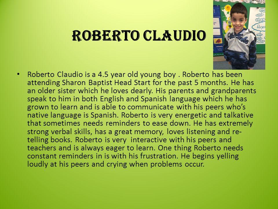 Roberto Claudio