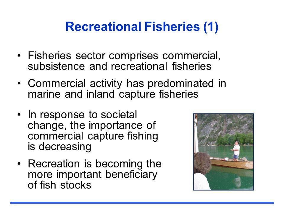Recreational Fisheries (1)