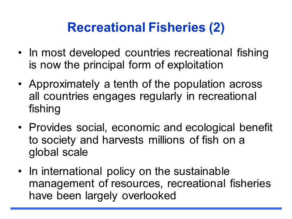 Recreational Fisheries (2)