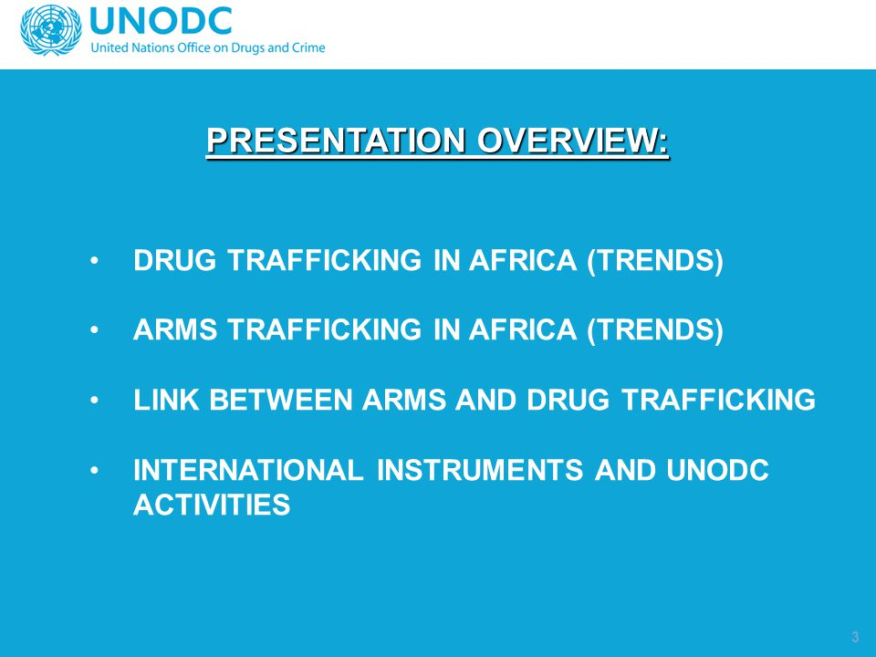 PRESENTATION OVERVIEW: