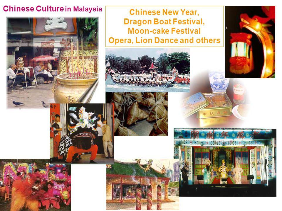 Opera, Lion Dance and others