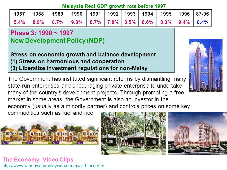 New Development Policy (NDP)