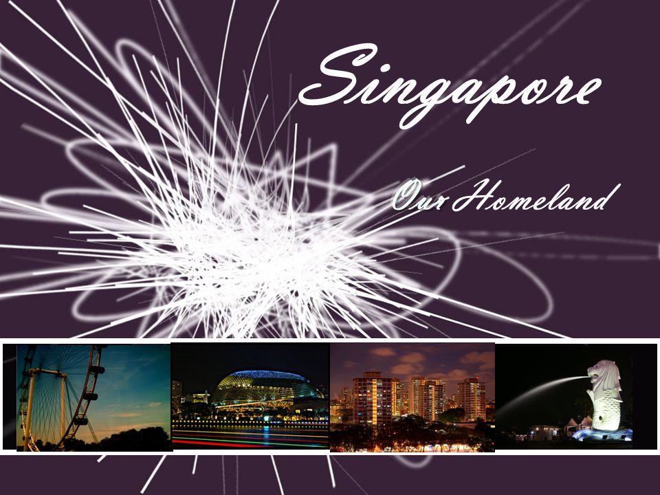 Singapore Our Homeland