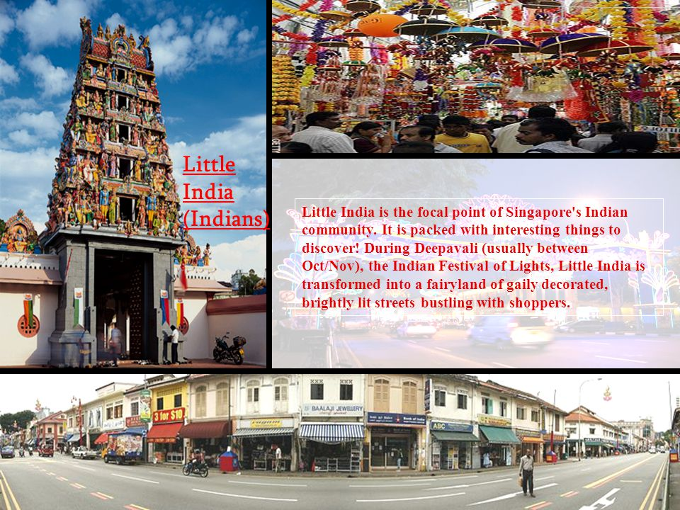 Little India (Indians)