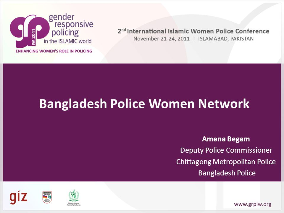 Bangladesh Police Women Network