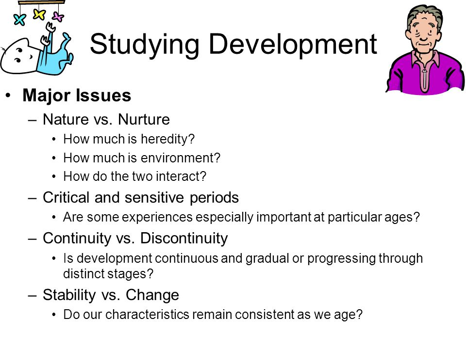 Issues in Developmental Psychology