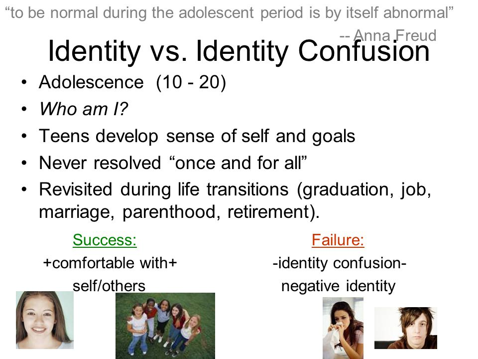 identity vs confusion Our group decided to have a case study on a subject who involved in a group called skinhead this is a true story of a person that is closely related with.