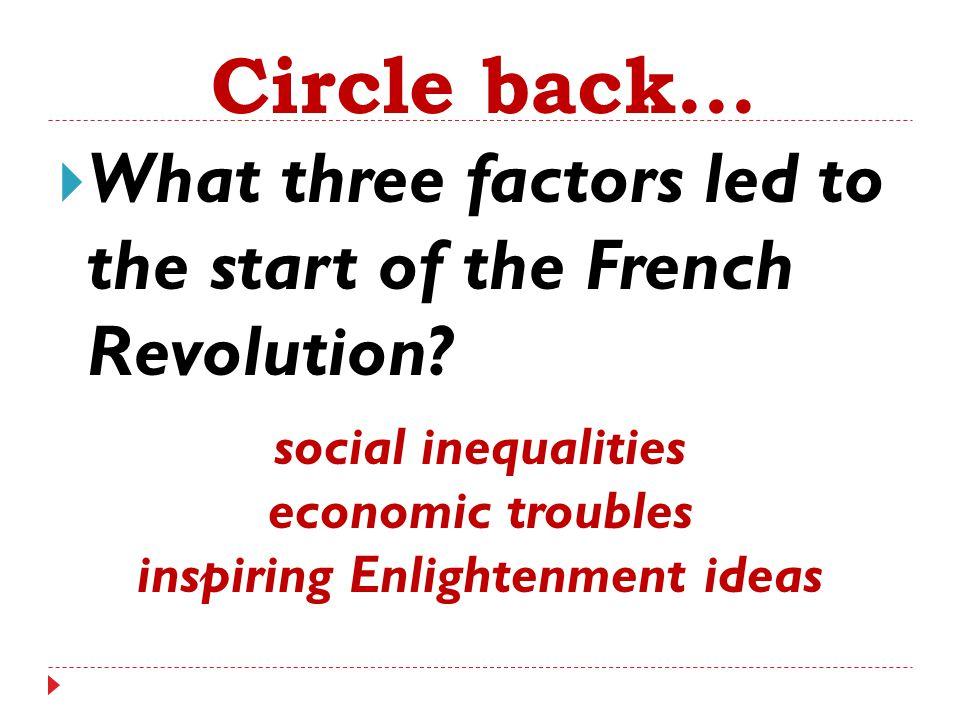 inspiring Enlightenment ideas