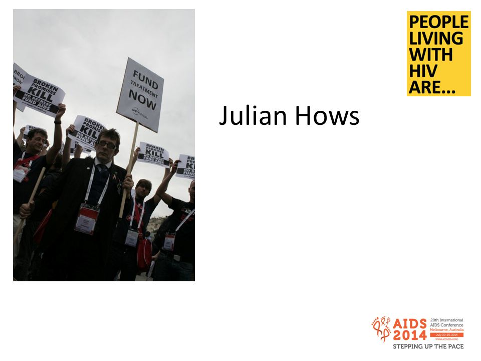Julian Hows