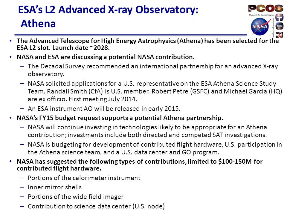 Future Gravitational Wave Observatory (Launch 2030's)