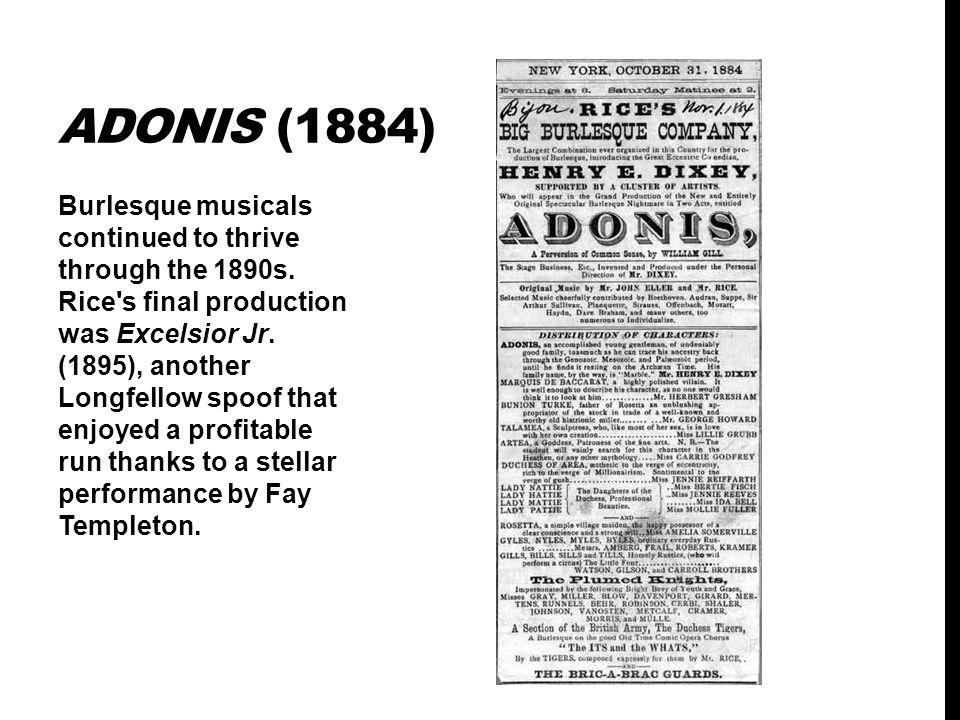 Adonis (1884)