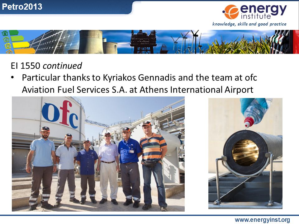 Petro2013 EI 1550 continued.