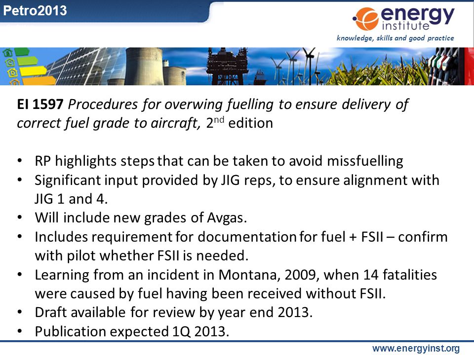 RP highlights steps that can be taken to avoid missfuelling