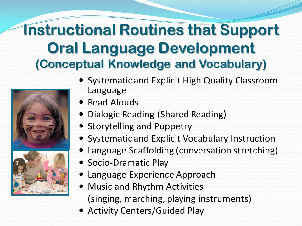 systematic and explicit instruction