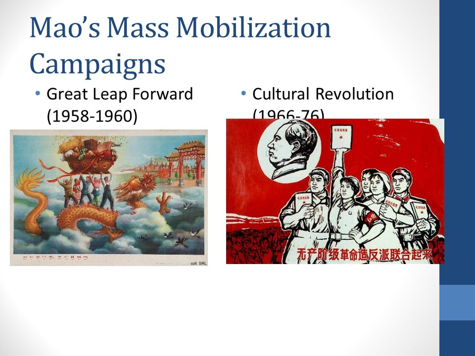 Mao's Mass Mobilization Campaigns