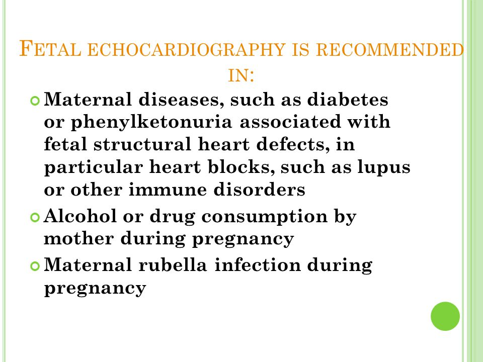 Fetal echocardiography is recommended in:
